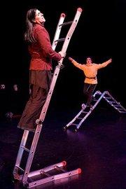 <em>Juliet & Romeo</em>, Lit Moon World Shakespeare Festival, 2006.