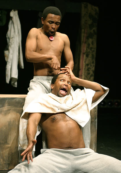 woza albert and poor theatre A celebrated and much-loved classic, this hilarious satire imagines the second coming of jesus (morena) during apartheid 'one of the best examples of south african theatre in all its vibrancy.