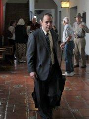 Tom Casparian, attorney for Daniel Guggenheim