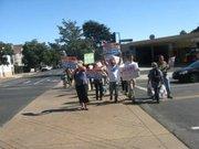 Demonstrators rally against Prop 23