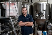 Eric Rose of Hollister Brewing Company