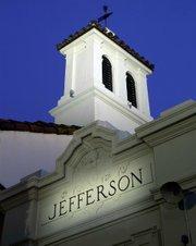 Jefferson campus building detail