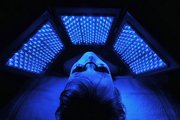 Multiwave LED therapy at Evolutions Medical Spa.