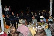 Santa Maria High School FAA members