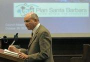 City Planning Commissioner John Jostes