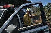Forest Service division chief Dana D'Andrea