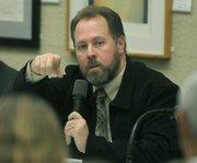 Casa Esperanza Executive Director Mike Foley