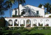 Casa del Herrero courtyard