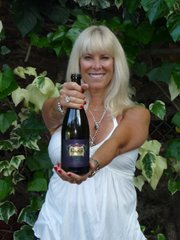 Teri Love from Gioia Wines.