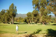 Golfing at the Ojai Inn