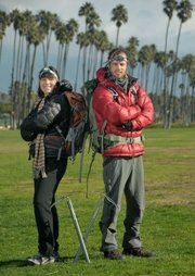 Chantelle Honaker and Matt Bancroft.