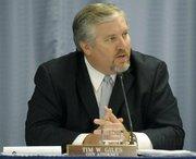 Goleta's city attorney, Tim Giles