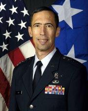 Lt. Gen. Larry James