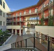MSRB courtyard