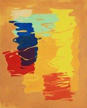 "Rick Stich's ""Untitled (gold)"""