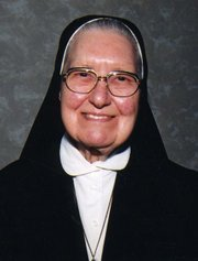 Sister Sylvianne Mattern: 1916-2011
