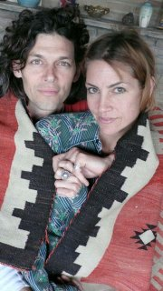 Christopher Zaferes and Stacey Moss