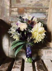 Flowers by Blue Magnolia Events.