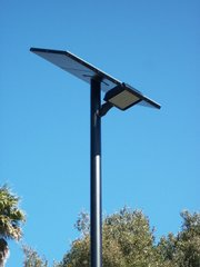 New Sustainable High Tech Lighting at Arroyo Burro Beach County Park