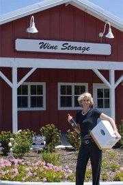 Santa Barbara Wine Storage