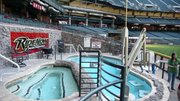 Chase Field pools for rent