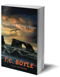 a short review of when the killings done a novel by t c boyle Tc boyle's new novel is a gripping adventure with a  the pen/malamud prize in the short story for t c boyle  write a review-when the killing's done.