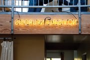 """Kori Newkirk's """"No Visible Neurosis"""" at Palm Loft in Carpinteria."""