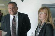 Lisa Zazueta's parents, Cathy and Michael