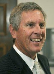 Incoming Santa Barbara Unified School District Superintendent Dr. David Cash