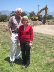 John and Mardi Warkentin