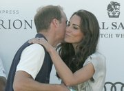 Prince William and Kate Middleton's visit to the Santa Barbara Polo & Raquet Club July 9, 2011