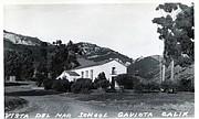 Vista Del Mar Union School (year unknown)