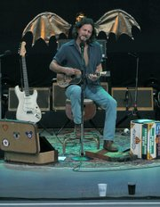 Eddie Vedder at the Santa Barbara Bowl