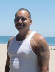 SBCC Transitions student Danny Macias, Jr.