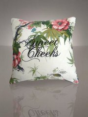 Sweet Cheeks cushion