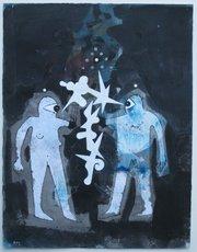 """Spaces We Touch - Espacios Que Tocamos III"""" by Raphael Perea de la Cabada"""