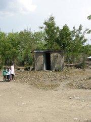 David's hut