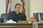 Judge Denise de Bellefeuille