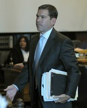 Deputy District Attorney Brian Cota