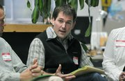 Hans Cole, Patagonia's Environmental Grants Manager