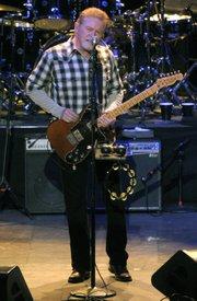 Don Henley wailed through the hits Saturday at the Bowl.
