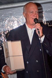Lifetime Achievement Award winner, Allen Shoup, Long Shadows, Washington