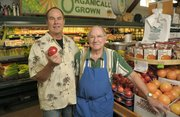 John and Jim Dixon of Tri-County Produce.