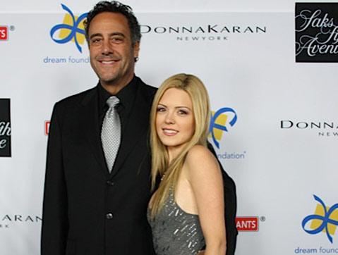 Dream Foundation Honors Donna KaranBrad Garrett Wife