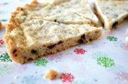 Sage Recipes shortbread.