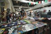 La Casa de la Raza Mercado Tonantzin (Holiday Marketplace) featuring handmade crafts, jewelry, and art by regional artists Dec 11, 2011