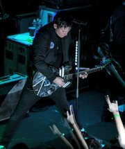 Angels and Airwaves at Velvet Jones