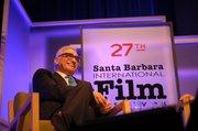 Martin Scorsese Receives American Riviera Award