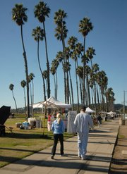 Santa Barbara Artwalk