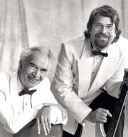 Dave and Chris Brubeck